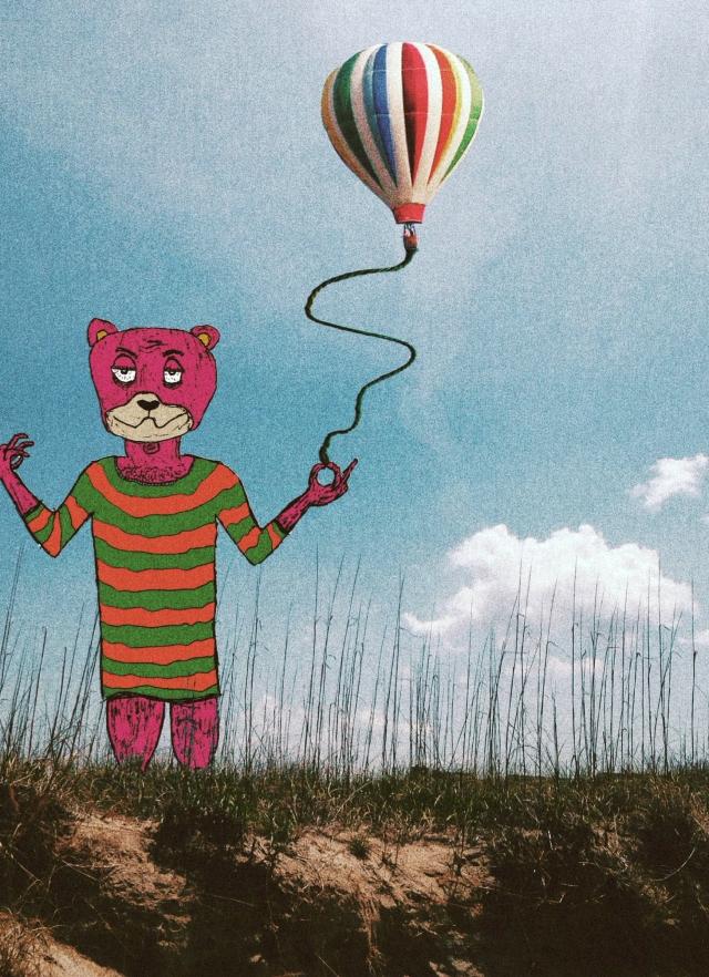 beady the funk bear