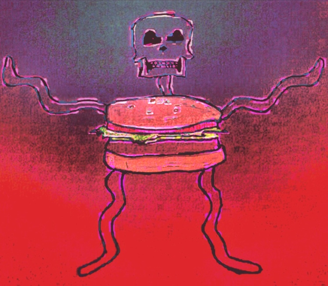 burger lol